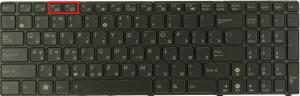 не работает подсветка клавиатуры на ноутбуке asus