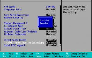 Что такое Vt-d в BIOS?