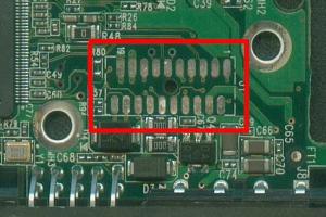 жесткий диск щелкает и не определяется