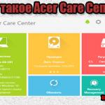 функции Acer Care Center