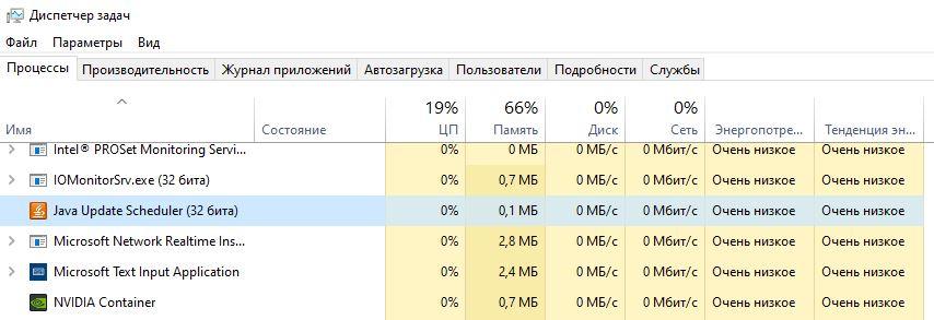 что такое Java update scheduler