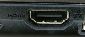 подключение монитора или телевизора к ноутбуку через hdmi