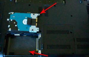 как подключить жесткий диск от ноутбука к компьютеру без переходников