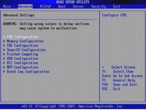 smart hard disk error 301 hp как исправить