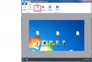 бесплатная программа для записи видео с экрана
