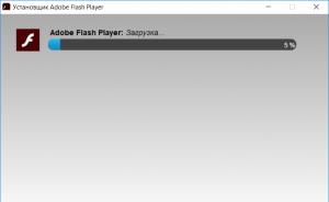 как загрузить плагин adobe flash player
