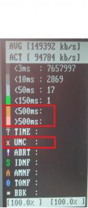 проверка жёсткого диска на битые сектора bad блоки