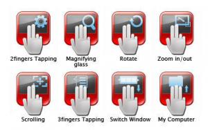 synaptics pointing device driver что это