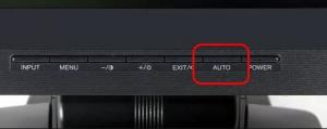 как расширить экран монитора сузился как его восстановить