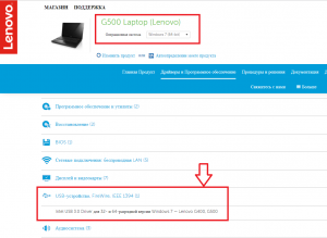 Не работает usb порт на ноутбуке после переустановки windows 7