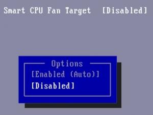 Cpu smart fan target что это