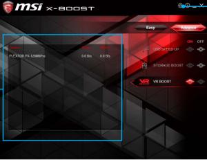Что такое msi x-boost