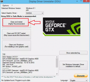 Настройки дисплея nvidia недоступны. Используемый дисплей не подключен к гп nvidia