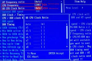 Что такое CPU frequency