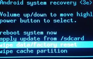 "Как исправить ""Select boot mode volume up to select volume down is ok"""