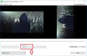программа для поворота и сохранения видео