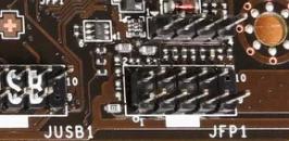 Куда на материнской плате подключать HDD LED?