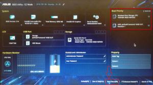 как настроить BIOS Utility – EZ Mode для загрузки с флешки