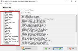 Как восстановить поврежденную или неисправную базу данных MySQL