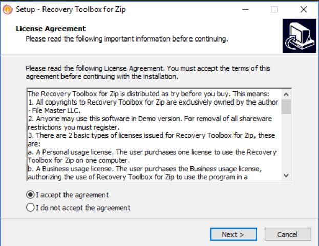 Можно ли восстановить данные из поврежденного ZIP архива