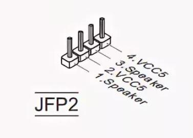 Распиновка jfp2