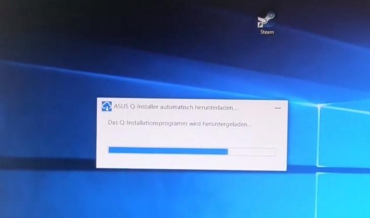 как отключить автозапуск Asus Q-Installer