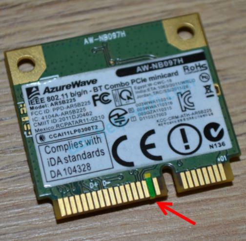 Как включить адаптер беспроводной сети на ноутбуке?