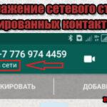 """Показ моего статуса """"В сети"""" для заблокированных контактов"""